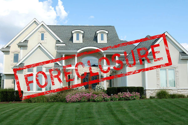 Foreclosure What you can do about it