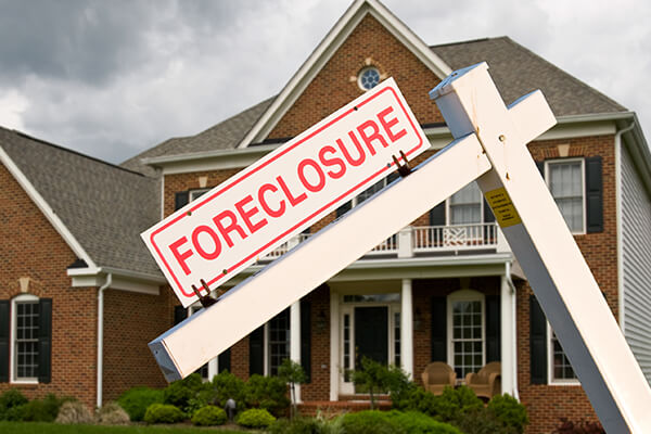 commercial real estate foreclosure