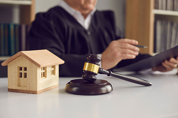 if bank loses in foreclosure case what happens