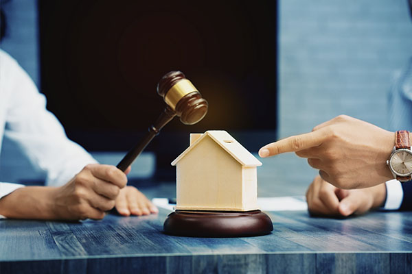 how to find out if a house is in foreclosure