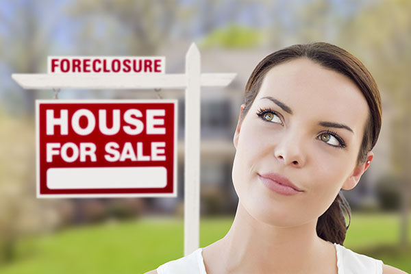 what happens to home equity in foreclosure